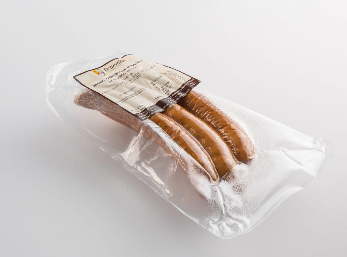 Andouille cajun 5 pack